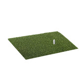 Dynamax Sports Golf Practice Hitting Turf  (1' x 2') with 2 sizes tees