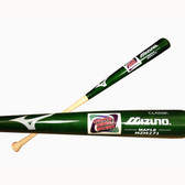 Mizuno Classic Maple MZM 271 Green  Baseball Bat