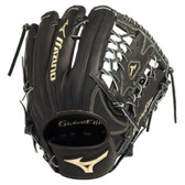Mizuno GGE71VBK Global Elite 12.75 Inch Outfield Glove