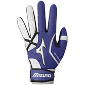 Vintage Pro G3 Adult Batting Gloves Royal Blue, Small