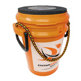 Dynamax 5 Gallon Bucket with Padded Seat Lid