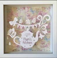 Mum's Kitchen Frame