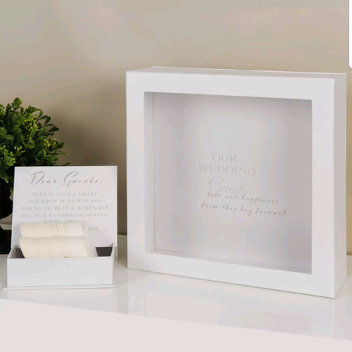 Amore Wedding Guest Token Message Box (80pc tokens)