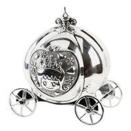FAIRY-TALE CARRIAGE MONEY BOX