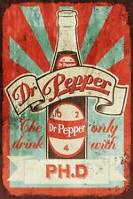 Dr Pepper Retro Bottled Drink