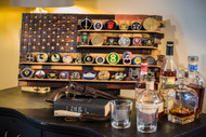 The Old Glory Coin Holder