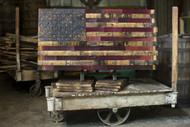 Custom Old Glory- Full Barrel