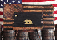 The California Heritage Flag