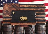 The California Heritage Flag