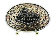 """Welcome To Las Vegas"" Champion's Buckle"