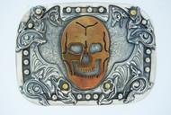 JS Skull Buckles