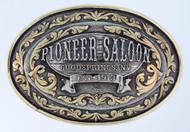 Pioneer Saloon Grand Buckle
