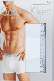 Calvin Klein Magnetic Force Trunk