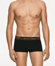 Calvin Klein Iron Strength Microfiber Low Rise Trunk