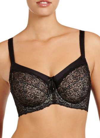 cea41df175aad Home · Bras · Full Cup; Fayreform Delicate Lace Underwire. Image 1