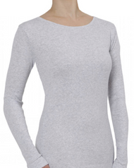 Baselayers Organic Cotton Long Sleeve T-Shirt