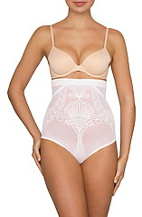 Nancy Ganz Snow White Waisted Brief