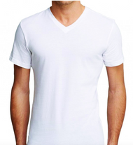 Baselayers Men's Bamboo V Neck T
