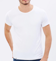 Baselayers Men's Bamboo Crew Neck T