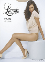 Levante Solare Ultra Sheer Pantyhose