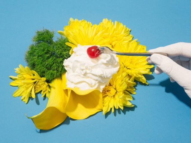 ดอกไม้กินได้ใช้ทำอาหาร