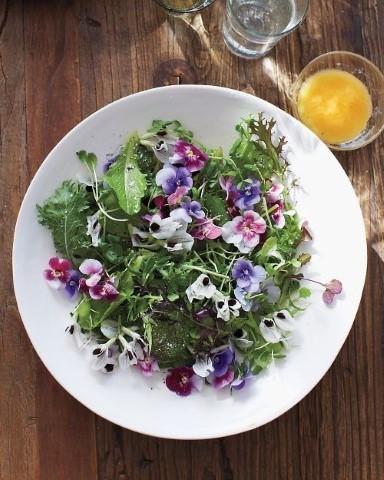 ประโยชน์ดอกไม้ในการทำอาหาร