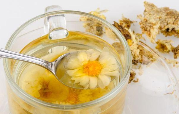 ชาเก๊กฮวย ชาดอกไม้ รสชาตินุ่มชุ่มคอ