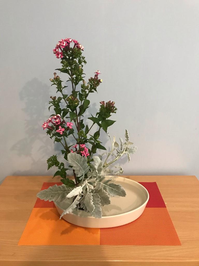 สะท้อนตัวตนผ่านการจัดดอกไม้แบบโคริงกะ