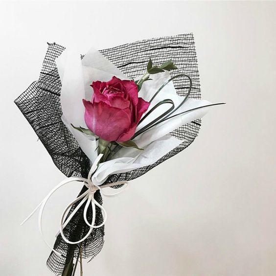 ช่อดอกไม้สไตล์เกาหลีแบบที่ 12