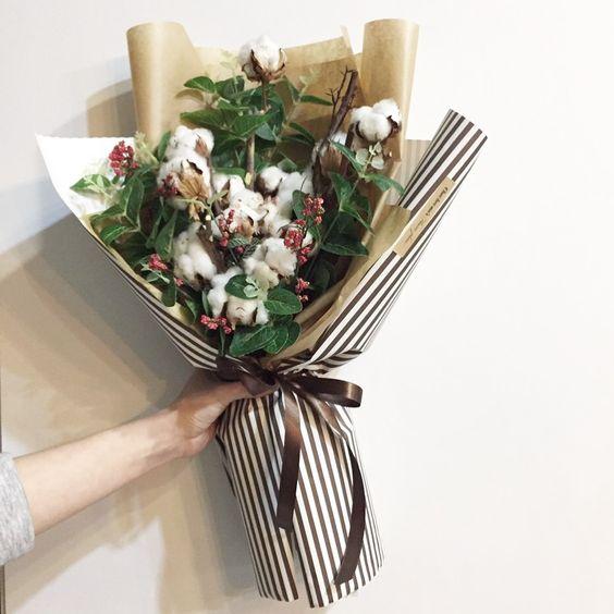 ช่อดอกไม้สไตล์เกาหลีแบบที่ 20