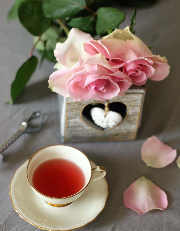 ชากุหลาบ ชาดอกไม้ยอดนิยม