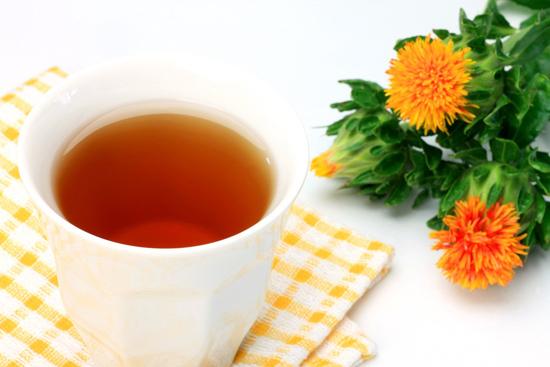 ชาดอกคำฝอย ชาดอกไม้เลื่องชื่อ
