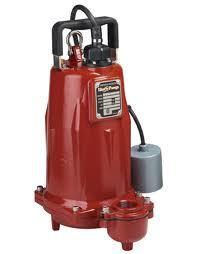 Liberty FL202A-2 High Head Submersible Effluent Pumps