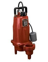 Liberty LEH153M2-2 Submersible Sewage Pumps