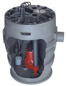 Liberty P372LE72 Sewage System