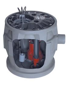 Liberty P383XLE72 Sewage System
