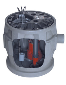 Liberty P382LE102 PRO380-Series Sewage System