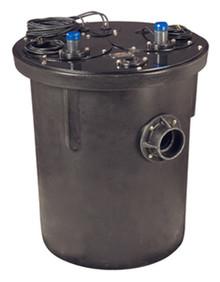 Liberty 1102/LEH154M Duplex Sewage System