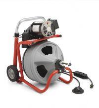Ridgid 27008 K-400 AF Drain Machine w/C-32 IW