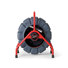 Ridgid 14063 Mini SeeSnake 200' Color Camera Reel