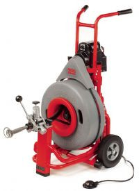 Ridgid 60052 K-7500 Drum Machine w/C-100