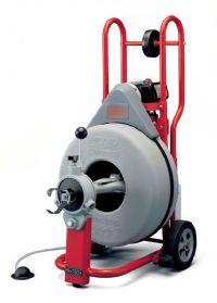 Ridgid 42007 K-750 Drum Machine W/C-100 Cable