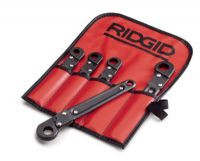 Ridgid 48597 Ratchet Tube Wrenches Kit