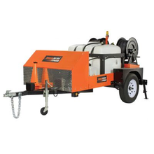 General JM-2512-C-V Typhoon Trailer Jetter