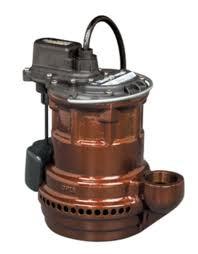 Liberty 247 Submersible Sump Pump 1/4 HP