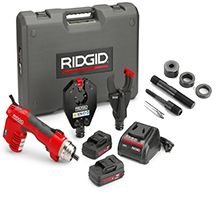 Ridgid 52093 RE 6+ Electrical Tool Kit