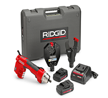 Ridgid 52098 RE 6+ Electrical Tool Kit