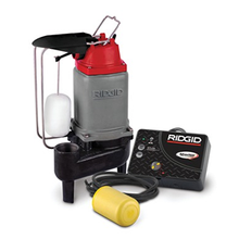 Ridgid 47288 RW50AT Sewage Pump System