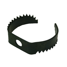 "3/4"" x 2-1/2"" Round Blade W/ Teeth For 5/8"" Cable"