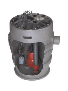 Liberty P372LE51/A2-eye Sewage System